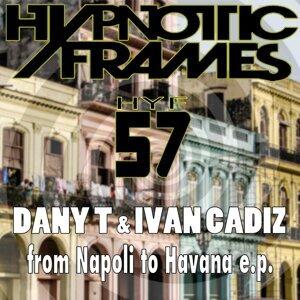 Dany T, Ivàn Cadiz Foto artis