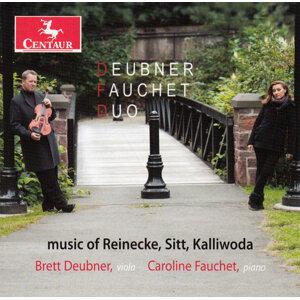 Deubner-Fauchet Duo Foto artis
