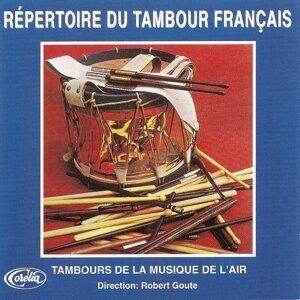 Tambours De La Musique De L'Air Foto artis
