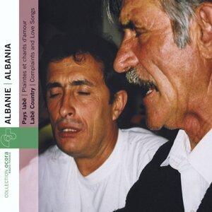Nazif Celaj, Nikolin Likaj, Arap Celoleskaj, Fatbardha Brahimi Foto artis