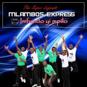 Mlambos Express Band Foto artis