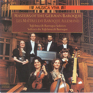 Tafelmusik Baroque Soloists Foto artis