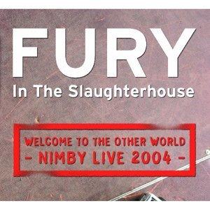 Fury In The Slaughterhouse Foto artis