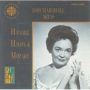 Marshall, Lois Foto artis