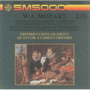 Oxford String Quartet Foto artis
