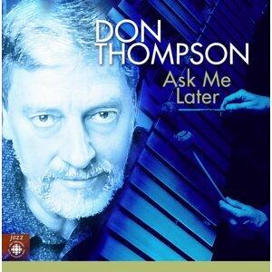 Don Thompson Quartet Foto artis