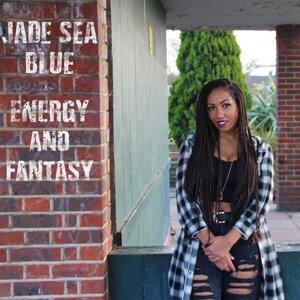 Jade Sea Blue Foto artis