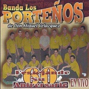 Banda Los Portenos De Don Miguel Velasquez Foto artis