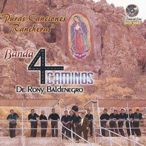 Banda 4 Caminos De Rony Baldenegro Foto artis