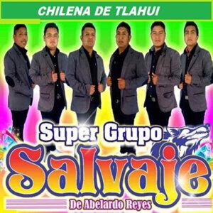 Super Grupo Salvaje De Alberto Reyes Foto artis