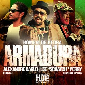 "Homem de Pedra Feat. Alexandre Carlo & Lee ""Scratch"" Perry Foto artis"