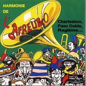 Harmonie de l'Afreubo, Louis-André Lompre Foto artis