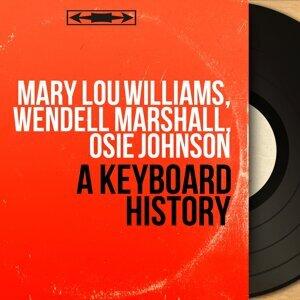Mary Lou Williams, Wendell Marshall, Osie Johnson Foto artis