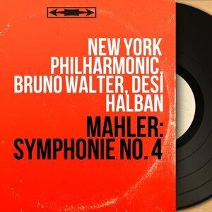 New York Philharmonic, Bruno Walter, Desi Halban Foto artis