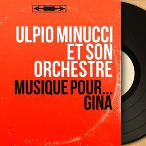 Ulpio Minucci et son orchestre Foto artis