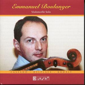 Emmanuel Boulanger Foto artis