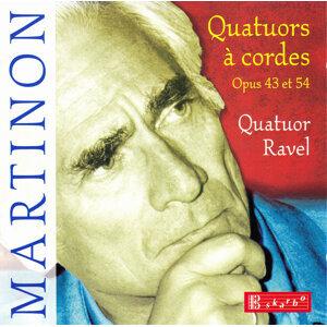 Quatuor Ravel, Les Foto artis