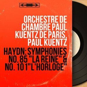Orchestre de chambre Paul Kuentz de Paris, Paul Kuentz Foto artis
