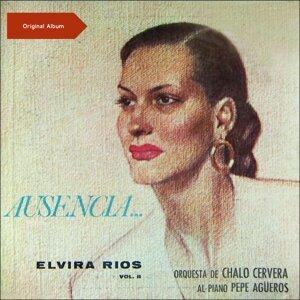 Elvira Rios, Orquesta de Gonzalo Cervera Foto artis