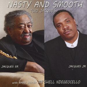 Jacques Johnson Sr. & Jr. Foto artis