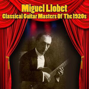 MIguel Llobet 歌手頭像