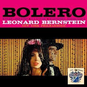 Leonard Bernstein with The New York Philharmonic Foto artis