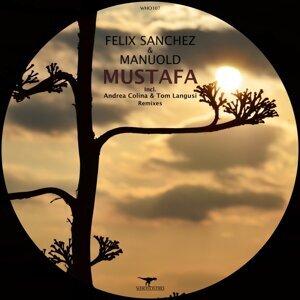 Felix Sanchez, Manuold Foto artis