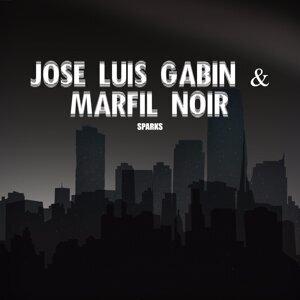 Jose Luis Gabin & Marfil Noir Foto artis