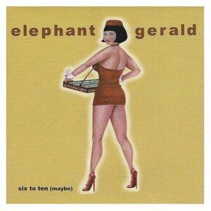 Elephant Gerald Foto artis