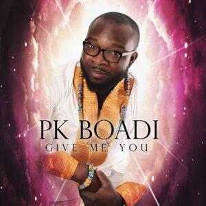 PK Boadi Foto artis