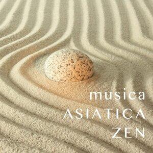 Asian Zen Spa Music Meditation & Musica Indiana & Liquid Blue Foto artis