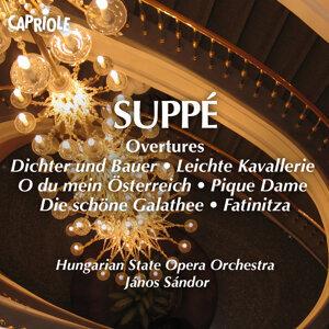 Hungarian State Opera Orchestra Foto artis