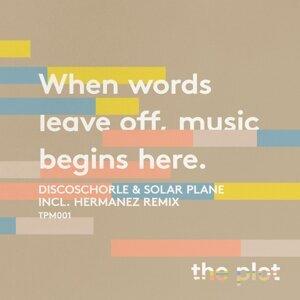 Discoschorle, Solarplane Foto artis