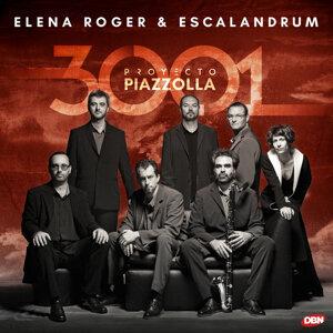 Elena Roger & Escalandrum Foto artis