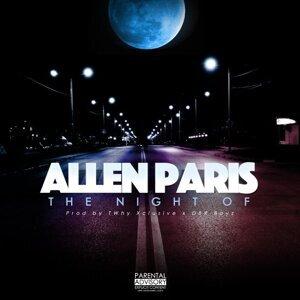 Allen Paris Foto artis