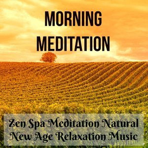 Zen Meditation and Natural White Noise and New Age Deep Massage & Positive Thinking: Music for Meditation, Yoga & Deep Sleep & Relaxation and Meditation SPA Music Foto artis