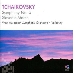 West Australian Symphony Orchestra, Vladimir Verbitsky Foto artis