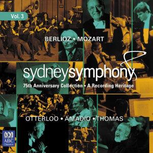 Sydney Symphony Orchestra, Willem van Otterloo, Patrick Thomas, Neville Amadio Foto artis
