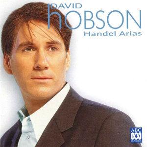 David Hobson, Sinfonia Australis, Antony Walker Foto artis