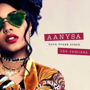 Aanysa, Snakehips 歌手頭像
