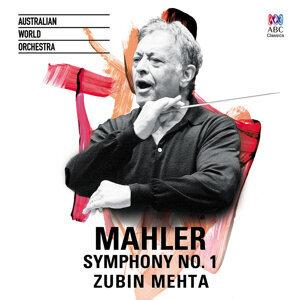 Australian World Orchestra, Zubin Mehta Foto artis