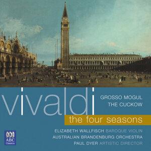 Elizabeth Wallfisch, Australian Brandenburg Orchestra, Paul Dyer Foto artis