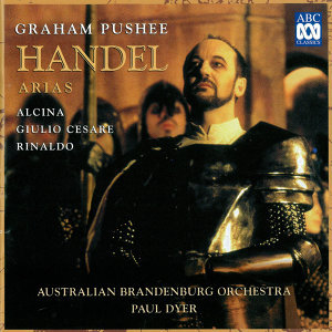 Graham Pushee, Australian Brandenburg Orchestra, Paul Dyer Foto artis