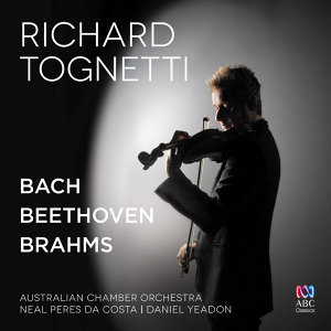 Richard Tognetti, Neal Peres Da Costa, Daniel Yeadon, Australian Chamber Orchestra Foto artis