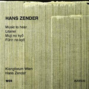 Zender, Hans Foto artis