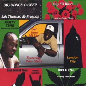 Jah Thomas & Friends Foto artis