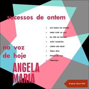 Ângela Maria com Orchestra Foto artis