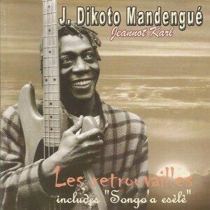 Jean Dikoto Mandengué Foto artis