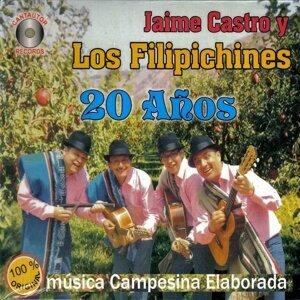 Jaime Castro, Los Filipichines Foto artis