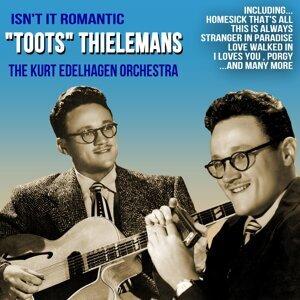 """Toots"" Thielemans and The Kurt Edelhagen Orchestra Foto artis"